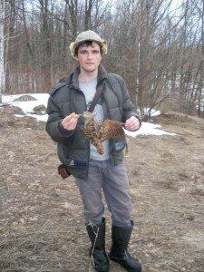 Весенняя Охота в Липецкой области