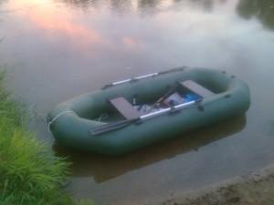 фото лодки аква 280