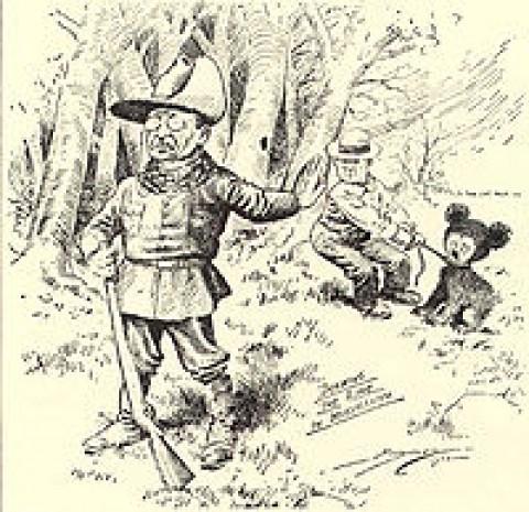 Одна из самых популярных игрушек названа в честь президента США Теодора Рузвельта!