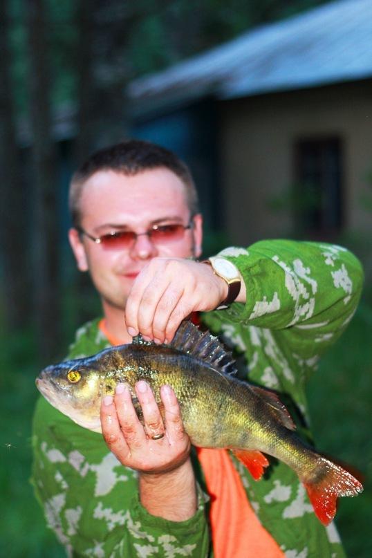 Очередная поездка на Нарвское (5-7 августа 2011г.)....