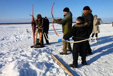 В Ижемском районе Коми отметили День охотника