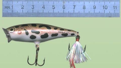 Воблер дает или подбираем приманки для рыб
