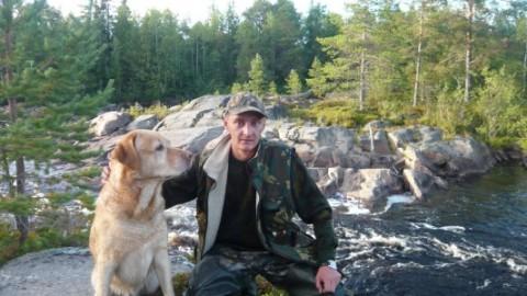 Лабрадор Буч – великолепный охотник