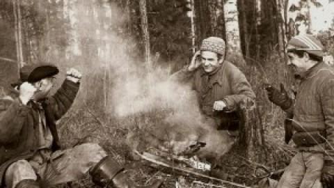 Охота на токах