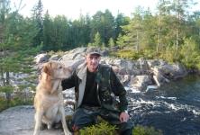 Лабрадор Буч — великолепный охотник