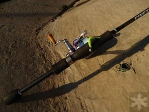 Выбор спиннинга для ловли судака
