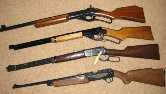 ружье для новичка