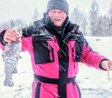 Ловля прудовой форели – как альтернативная рыбалка в глухозимье