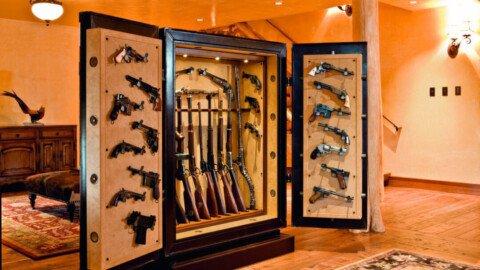 Требования к сейфу для хранения оружия или какие должны быть оружейные сейфы
