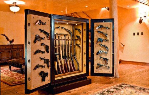 оружейный сейф требования
